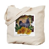 "Royal Chickens ""Knob Hill Hen"" Tote Bag"