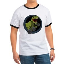 Big Guns T-rex T-Shirt