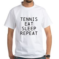 Tennis Eat Sleep Repeat T-Shirt