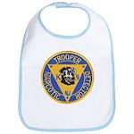 New Jersey State Police K-9 Bib