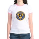 New Jersey State Police K-9 Jr. Ringer T-Shirt