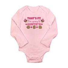 That's it! I'm going to Auntie's! Baby Outfits