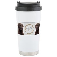 Cute Baying Travel Mug
