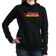 germanpridebumper.png Hooded Sweatshirt