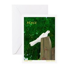 Annies Dove PEACE! Greeting Cards (Pk of 10)