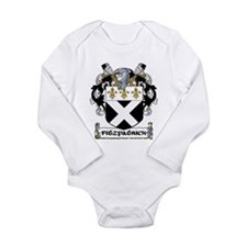 Fitzpatrick Coat of Arms Infant Creeper Body Suit