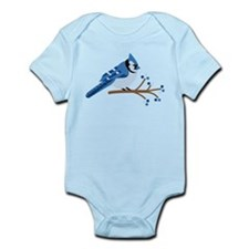 Christmas Blue Jays Body Suit
