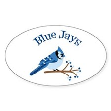 Blue Jays Decal
