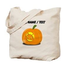 Custom Android Jackolantern Tote Bag