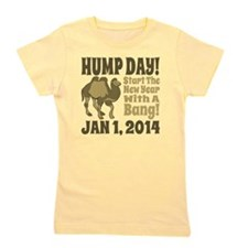 New Years Hump Day Start The Year with  Girl's Tee
