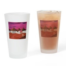 Erosion Drinking Glass