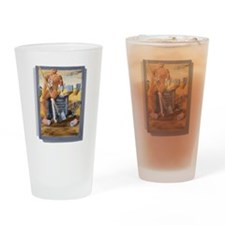 Early Retirement Drinking Glass