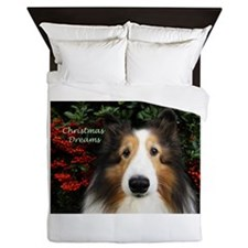 Christmas Dreams Queen Duvet