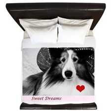 Sweet Dreams King Duvet