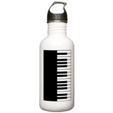Piano Key Water Bottle