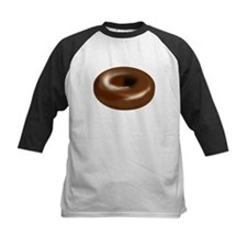 Chocolate Donut Baseball Jersey