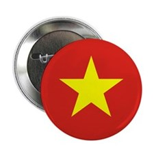 Vietnam Flag 2.25&Quot; Button