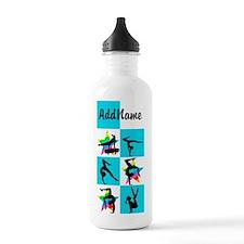GYMNAST CHICK Sports Water Bottle