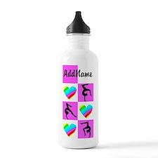 GYMNASTICS LOVE Water Bottle