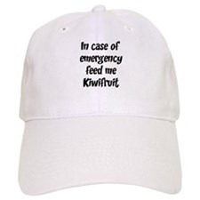 Feed me Kiwifruit Baseball Cap