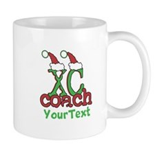 Customize XC Coach Holiday Mugs