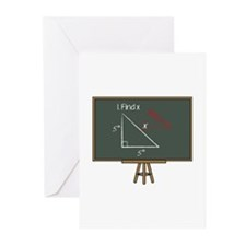 Find X Greeting Cards (Pk of 20)