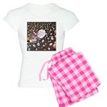 Diamonds and Pearls Women's Light Pajamas