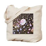 Diamonds and Pearls Tote Bag
