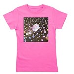 Diamonds and Pearls Girl's Tee