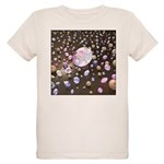 Diamonds and Pearls Organic Kids T-Shirt