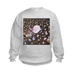 Diamonds and Pearls Kids Sweatshirt