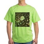 Diamonds and Pearls Green T-Shirt