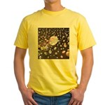 Diamonds and Pearls Yellow T-Shirt