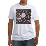Diamonds and Pearls Fitted T-Shirt