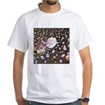 Diamonds and Pearls White T-Shirt