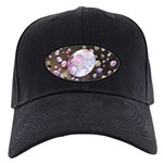 Diamonds and Pearls Black Cap