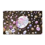 Diamonds and Pearls 3'x5' Area Rug