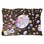 Diamonds and Pearls Pillow Case