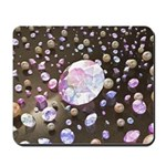 Diamonds and Pearls Mousepad