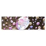 Diamonds and Pearls Sticker (Bumper 10 pk)