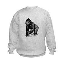 Gorilla Sketch Sweatshirt