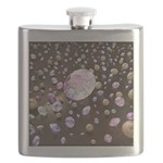 Diamonds and Pearls Flask