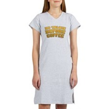 No Talkie Before Coffee Women's Nightshirt