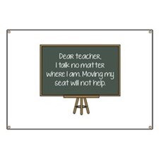 Dear Teacher Banner