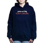 Powered By Sarcasm Hooded Sweatshirt