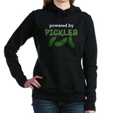 Powered By Pickles Hooded Sweatshirt