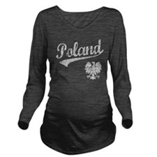 Poland White Eagle sport style.png Long Sleeve Mat