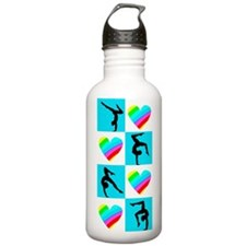 PRECIOUS GYMNAST Water Bottle