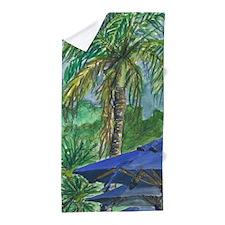 Grenada University Club Beach Towel