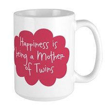 Mother of Twins Mugs